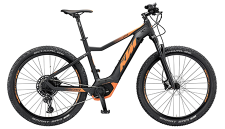 E-Mountainbike, KTM MACINA RACE 273