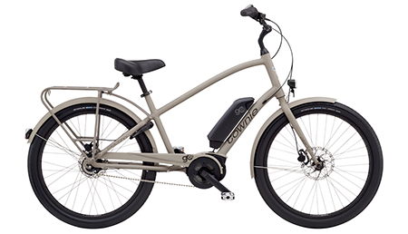 E-City-Bike, Electra Townie Go 8i Step-Over