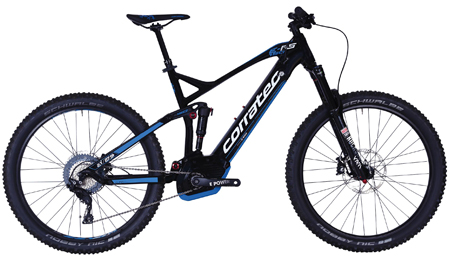E-Fully, Corratec E-Power RS 150 Pro 650B