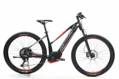 Corratec E-Power X Vert Pro 650B black red chrome 2019 - 500Wh 27,5