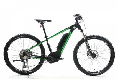 GHOST HybTeru B blackgreen 2019 - 500Wh 27,5