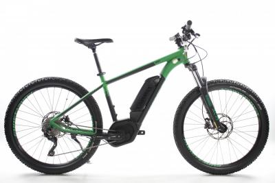 GHOST Teru GS blackgreen 2018 - 500Wh 27,5